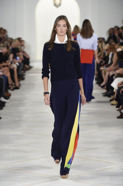 ralph lauren 2016 spring runway show - Google Search