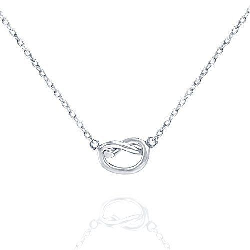 !!Wholesale Silver Plated Necklaces /& Pendants,925 Jewelry Silver,Five Heart Lines Necklace