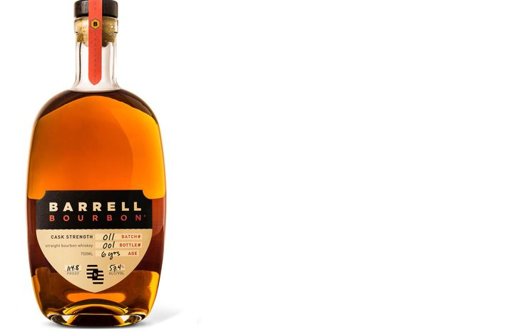 Barrell Bourbon Batch 11: winner of 2017 SF World Spirits Competition best small batch bourbon and best bourbon. I'll have to be on the look out for bottle... or two