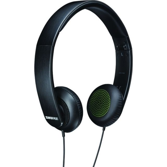 Shure SRH144 Portable Semi Open Headphones | Black SRH144. Economical, detailed and astounding sound. The SRH144 budget headphones evolved from personal monitor technology road-tested by pro musicians and fine-tuned by Shure engineers.