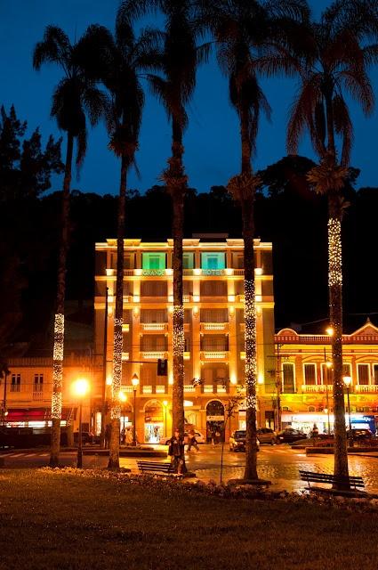 Grande Hotel Petrópolis | Petrópolis | Rio de Janeiro | Brasil