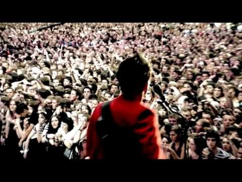 Muse - Map Of The Problematique [Live From Wembley Stadium] They are such rock stars in this one! <3
