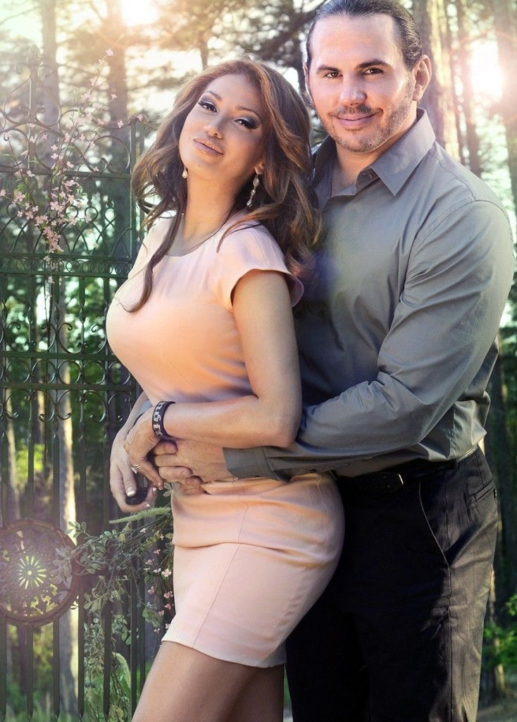 Matt Hardy and Reby Sky Announce Their Wedding Date for Later This Year - http://www.wrestlesite.com/wwe/matt-hardy-and-reby-sky-announce-their-wedding-date-for-later-this-year/