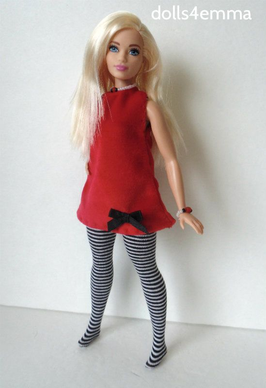 AFRICAN American Articulated Barbie Doll with IT Black