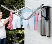 40 best images about etendoirs linge on pinterest clotheslines feature and design - Stendibiancheria a parete a scomparsa ...