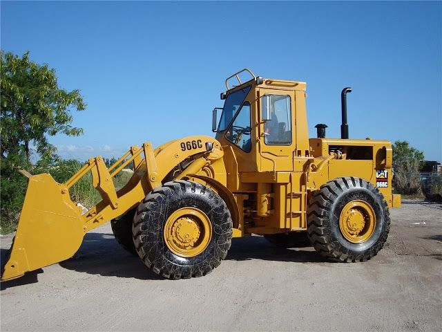Caterpillar 966c Wheel Loader Service Repair Manual 30k Download Repair Manuals Caterpillar Equipment Caterpillar