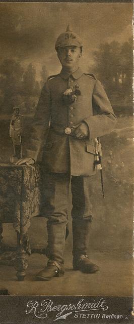Füsilier-Regiment Königin Viktoria von Schweden (1. Pommersches) Nr.34 Stettin; II Swinemünde II Corps