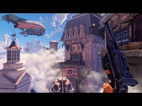 Presenting: the first 5 minutes of BioShock Infinite. There are spoilers ahead, but nothing major if you've been following the game's development.