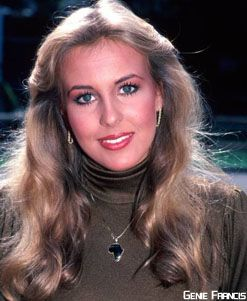 Genie Francis as Diana Colville, DAYS OF OUR LIVES (1987-1989)