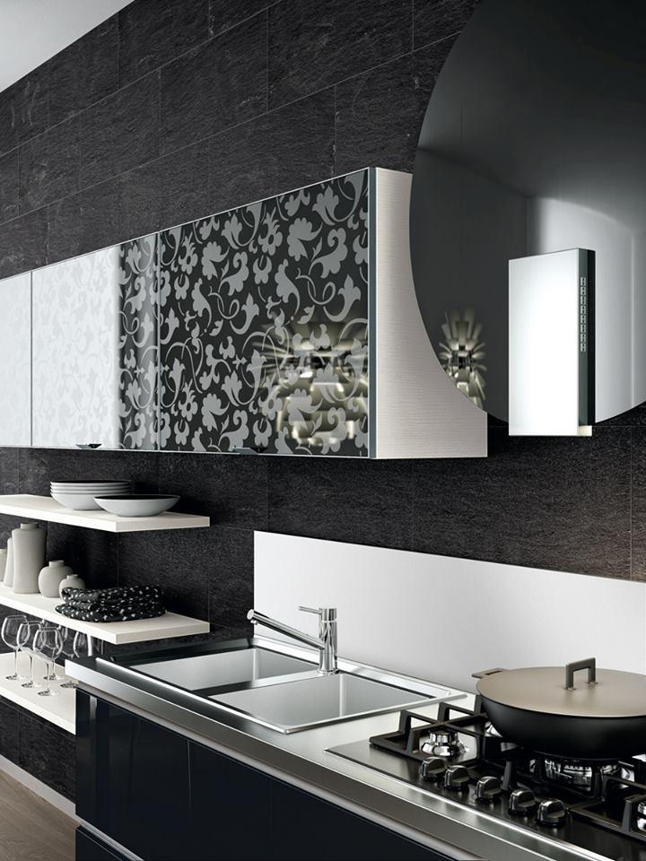 Spar Life line: Elegant decorations and functional environments.  http://www.spar.it/ita/Catalogo/Cucine/Cucine-moderne/LIFE-barcellona/panarea/madrid/PROPOSTA-LIFE-12-cd-847.aspx