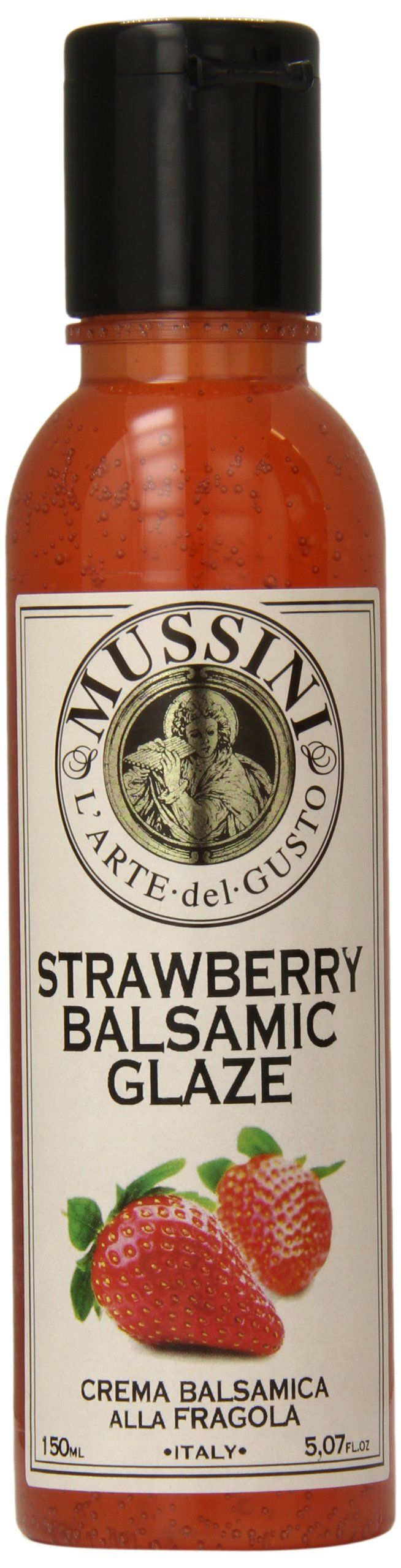 Amazon.com : Mussini Glaze, Strawberry, 5.1 Ounce, 5.1 Ounce : Grocery & Gourmet Food