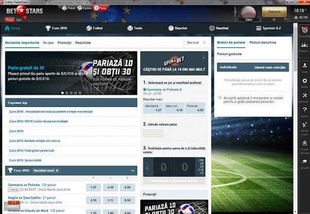 Articole Pariuri sportive pe PariuriX.com: Înainte de a paria online la BetStars citește aici despre ce te așteaptă!
