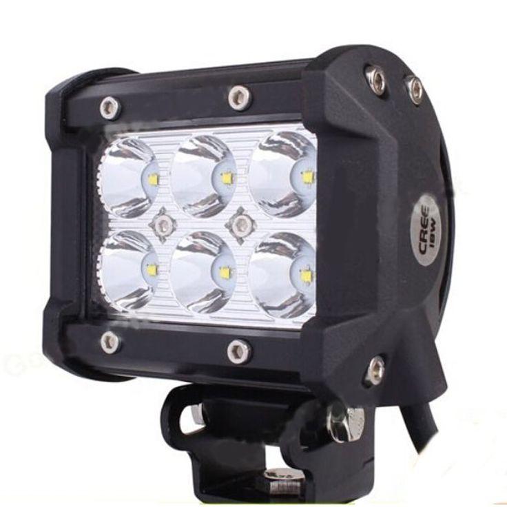 $13.55 (Buy here: https://alitems.com/g/1e8d114494ebda23ff8b16525dc3e8/?i=5&ulp=https%3A%2F%2Fwww.aliexpress.com%2Fitem%2F4-inch-18W-CREE-LED-Work-Light-Flood-Spot-Light-Offroad-Driving-LED-Light-Bar-12V%2F32663094890.html ) 4 inch 18W CREE LED Work Light Flood Spot Light Offroad Driving LED Light Bar 12V 24V 4x4 Truck Motorcycle Boat Tractor Barra for just $13.55