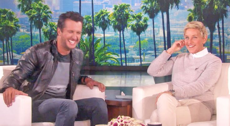 Country Music Lyrics - Quotes - Songs Luke bryan - Luke Bryan Shares The Rules For Touching His Booty On Ellen - Youtube Music Videos http://countryrebel.com/blogs/videos/luke-bryan-shares-the-rules-for-touching-his-booty-on-ellen