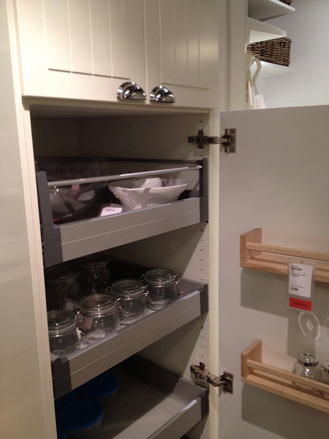 pull out shelves on pinterest under sink kitchen drawers and pantry