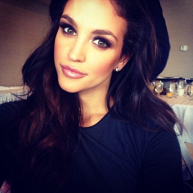 Perfect fall makeup look
