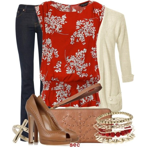 """""""Flower Power II"""" by coombsie24 on Polyvore"""