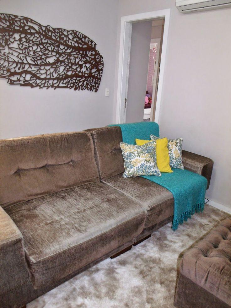 decoracao de sala azul turquesa e amarelo : decoracao de sala azul turquesa e amarelo:Mais de 1000 imagens sobre Ideias para Salas no Pinterest