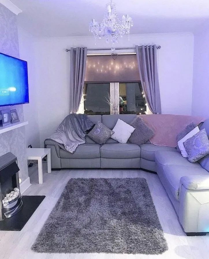 Best 41 Amazing Small Apartment Living Room 400 x 300
