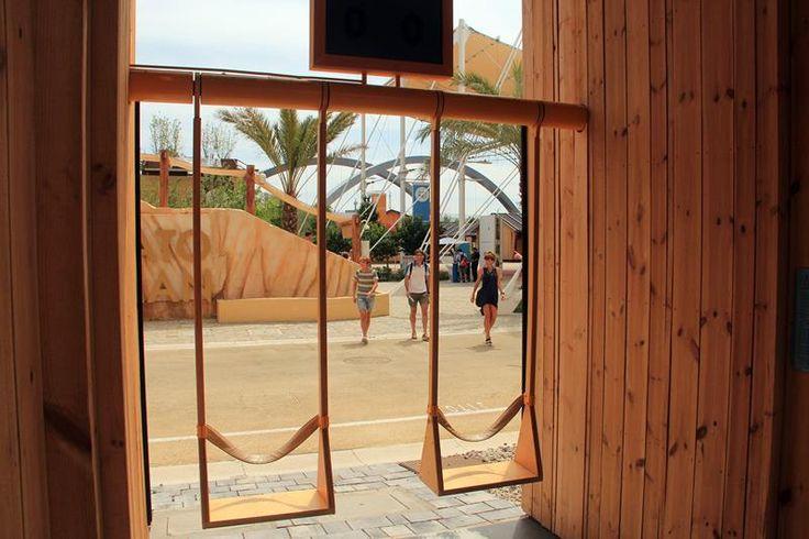 PADIGLIONE ESTONIA EXPO 2015