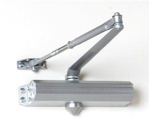 Lawrence 5016 Series Door Closer 1 6 Size Aluminum By