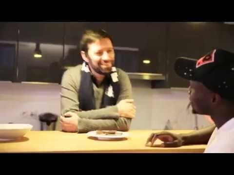 Julien Cazarre sur FIFA 17 VS PG Ntep ft Danzé