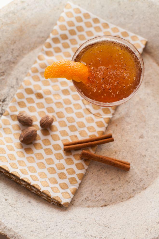 Spiced Manhattan | drink | Pinterest
