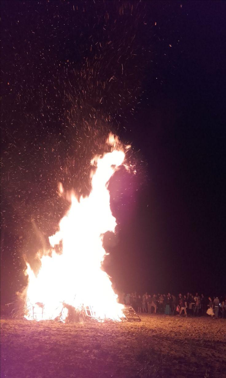 festa del fuoco 2016
