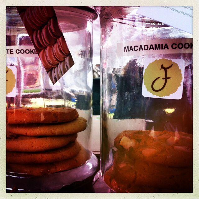 Cookies from Fiona's Fancies...amazing!