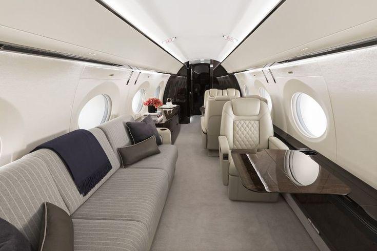 Gulfstream Unveils G500 Interior_1