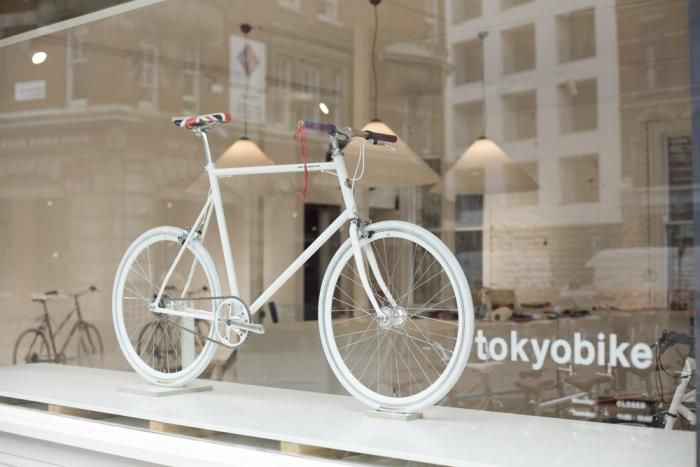 Diamond Jubilee by Tokyobike