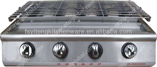 #Indoor gas bbq grill for vending barbecue, #rotating bbq grill barbeque, #gas BAR-B-Q bbq machine