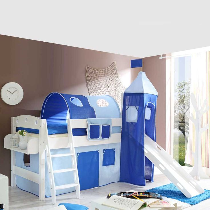 Amazing Kinderhochbett aus Kiefer Massivholz Rutschturm Jetzt bestellen unter https moebel ladendirekt