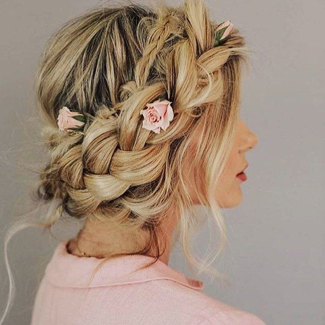 40+ stunning wedding hairstyles that a girl needs hairstyles, hairstyles for medium length hair, hairstyles for short ha…