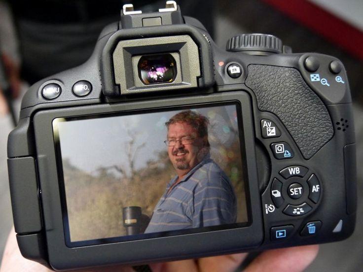 fotograaf in foto