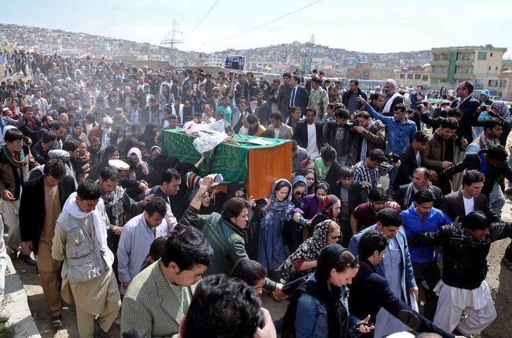 Farkhunda Malikzada, a 27-year-old Muslim woman falsely accused of burning a Quran, was killed by a mob in central Kabul as hundreds watched and filmed. This video contains scenes of graphic violence.