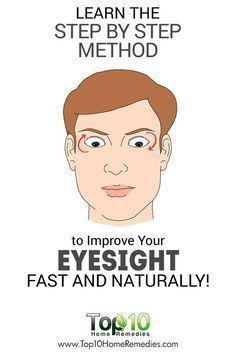 Home Remedies to Improve Eyesight #improveeyesight