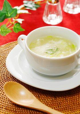 余った卵白で簡単中華スープ by oldice [クックパッド] 簡単おいしいみんなのレシピが259万品