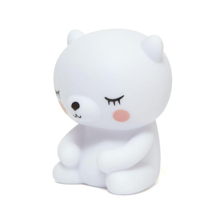 Petit Monkey night light polar bear