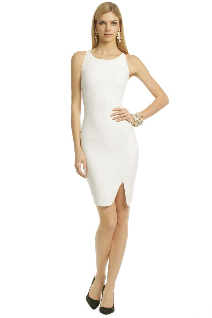 Rent White Bardot Dress by Elizabeth and James for $28 only at Rent the Runway.