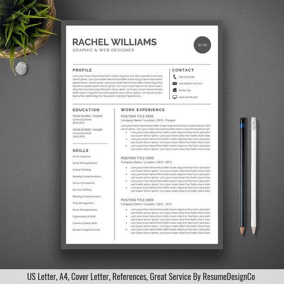 Ponad 25 najlepszych pomysłów na Pintereście na temat Simple - simple resume letter
