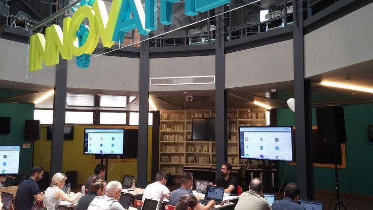 Στο διάστημα 21-23 Ιουλίου 2016 διεξάχθηκαν με επιτυχία και μεγάλη συμμετοχή τα Summer Labs, που διοργανώσαμε σε συνεργασία με το Innovathens. Οι συμμετέχοντες είχαν στη διάθεση τους όλα τα απαραίτητα εργαλεία και τη βοήθεια του Τάκη Μπουγιούρη της Nevma, έβαλαν τις βάσεις για τη κατασκευή και ολοκλήρωση της ιστοσελίδας τους σε WordPress.  Σας ευχαριστούμε πολύ για τη συμμετοχή σας!