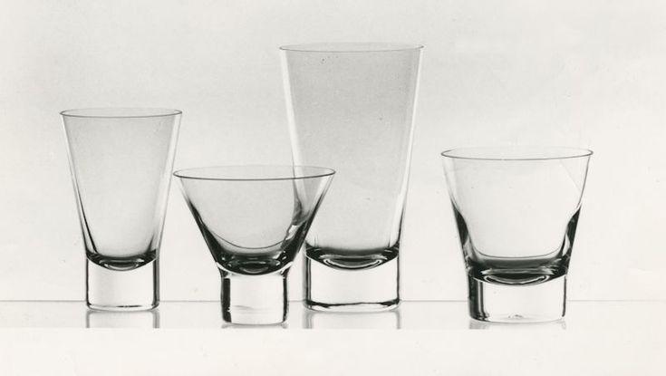 Aarne-lasisarja, Design: Göran Hongell (1948), Iittala
