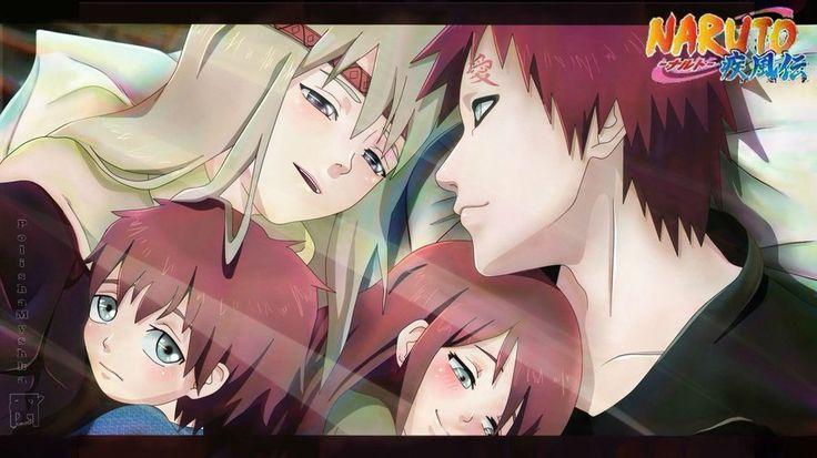 gaara and matsuri family - photo #37