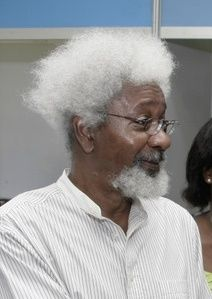 Soyinka, Wole born 13 July 1934 who is a Nigerian writer, notable especially as a playwright and poet; he was awarded the 1986 Nobel Prize in Literature, the first person in Africa and the diaspora to be so honoured. He also is a poet, and playwright