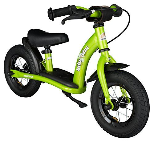 bikestar-254cm-10-Zoll-Kinder-Laufrad-Klassik-Grn