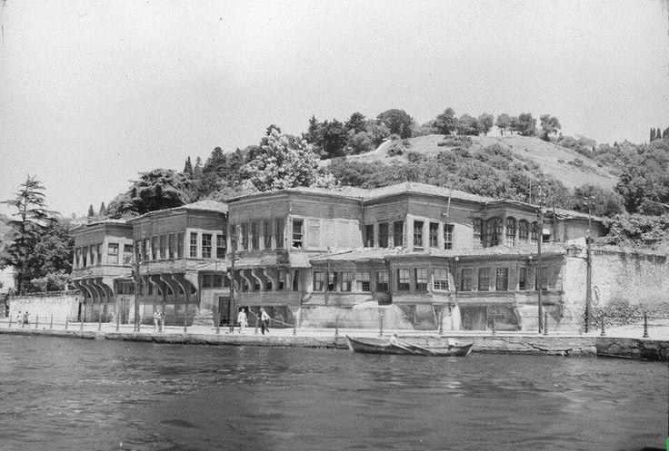 istanbul_Boğaziçi Tarabya - 1938