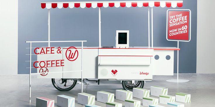 Wheelys 5 Open Source Mobile Vending — The Dieline - Branding & Packaging Design