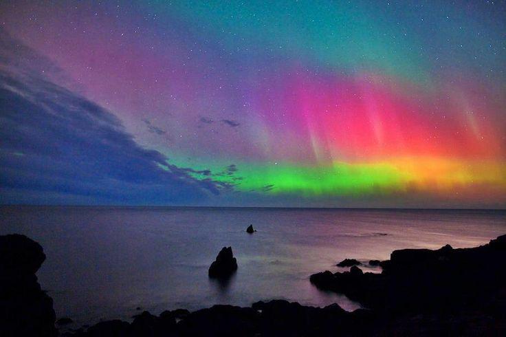 Aurora Borialis (Sweden)..a stunning 'must see' somewhere in Northern hemisphere!