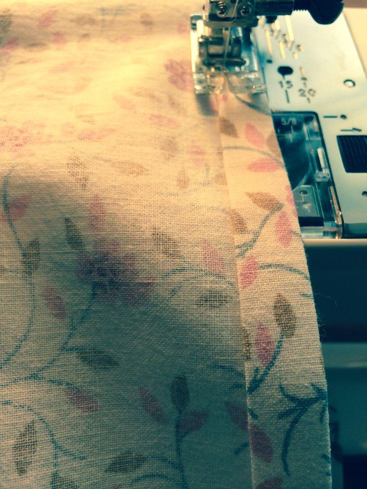 Vintage fabric skirt for girls